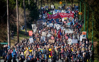 kwekwecnewtxw–protect-the-Inlet-march-10-marchers-en-masse-from-hilltop-2-2500px